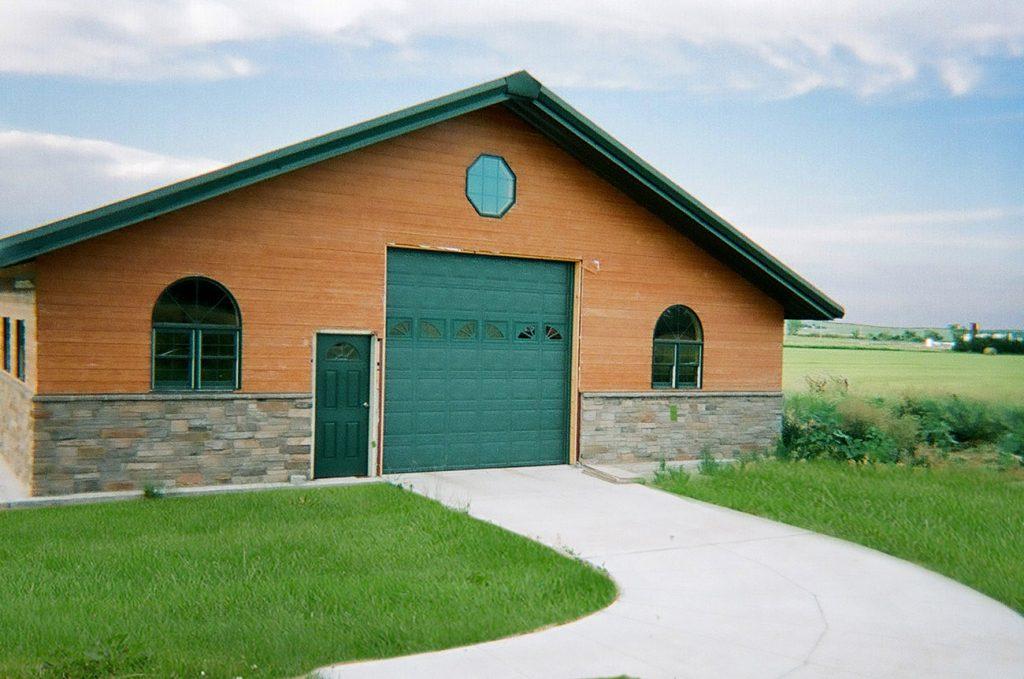 Man Cave North Platte : Shops bison steel buildings