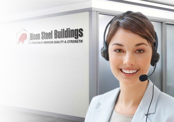 Contact Bison Steel