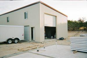 30x60x16 - Kerrville, TX